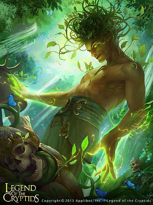 Gaia, A primordial