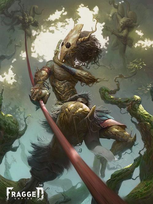 Forma Guardião da Floresta