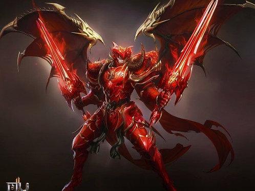 Armadura do Demônio