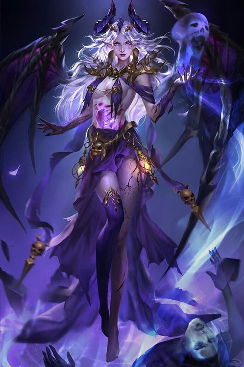 Hécate - Demônio da Encruzilhada
