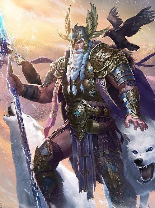 Odin — O Mago Divino