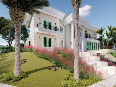 Projeto de Arquitetura Condomínio Saint Anne Campinas