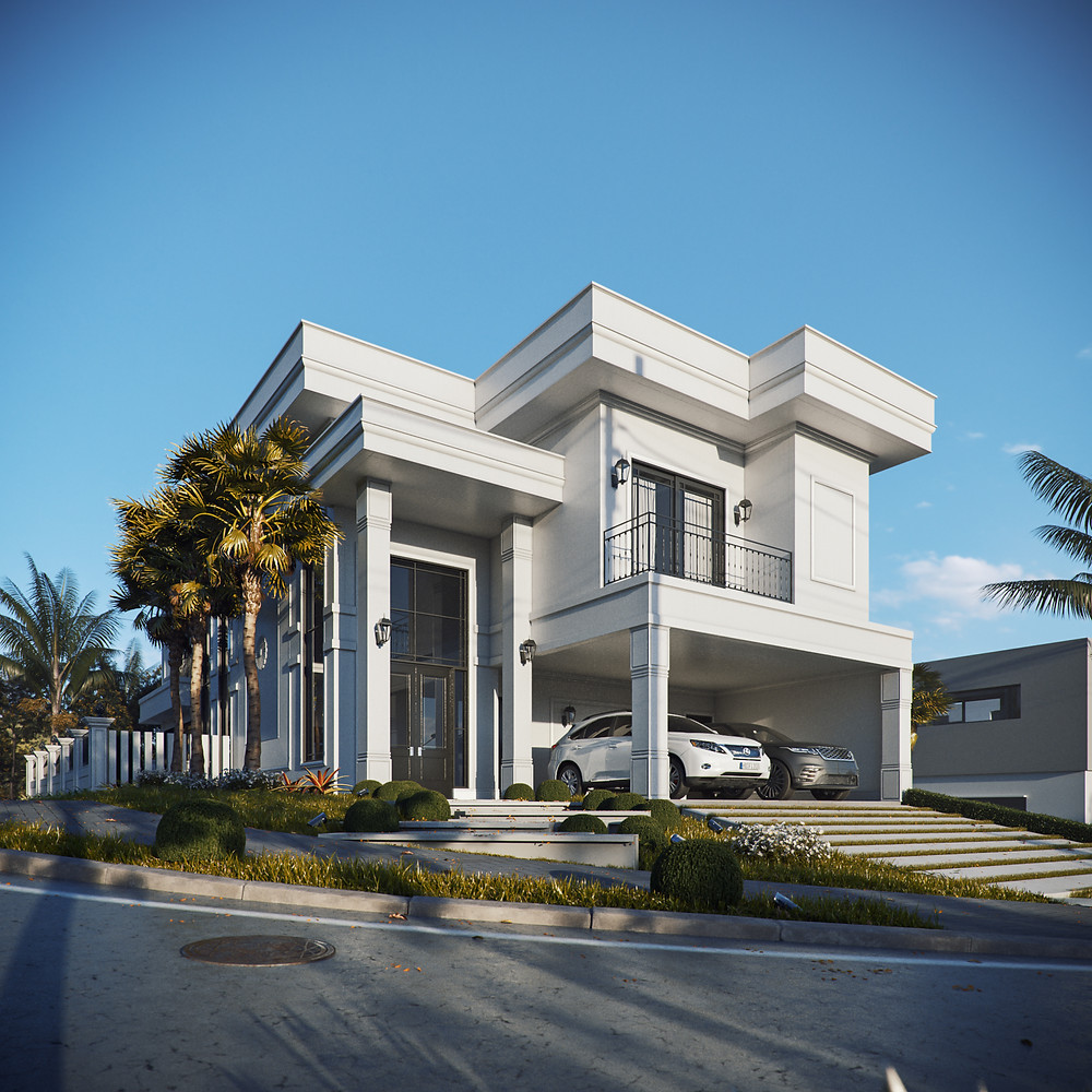 Arquiteto em Campinas para Projeto Casa Neoclássica