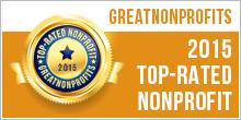 Saffyre Sanctuary Top Rated Nonprofit 2015