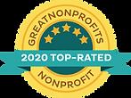 Saffyre Sanctuary Top Rated Nonprofit 2020