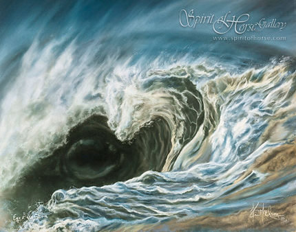 Eye of the Storm by Kim McElroy