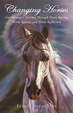 Changing Horses the Book