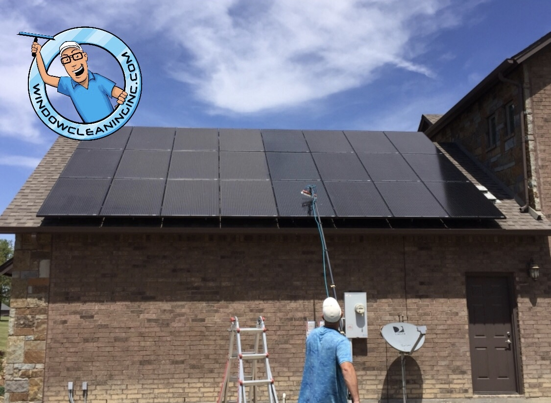 WCI SOLAR PANEL CLEANING