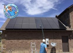 WCI SOLAR PANEL CLEANING