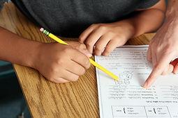 using hands in ok ways, students teachers