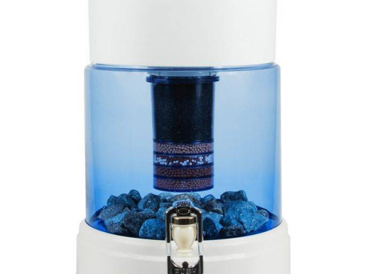 Introducing the Aqualine Water filtering system