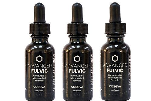 Advanced Fulvic 3-pack