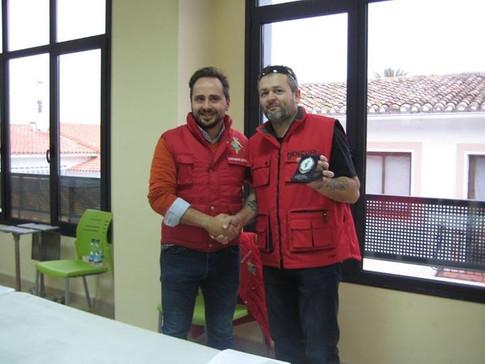 Antonio Quintas participa en el Monográfico