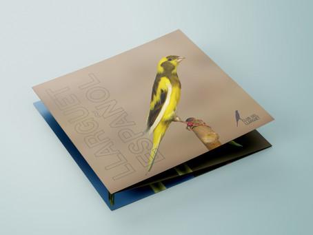 Nuevo folleto de promoción del Llarguet