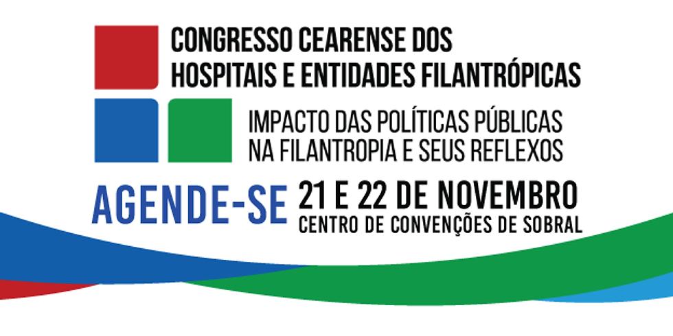 Congresso Cearense dos Hospitais e Entidades Filantrópicas