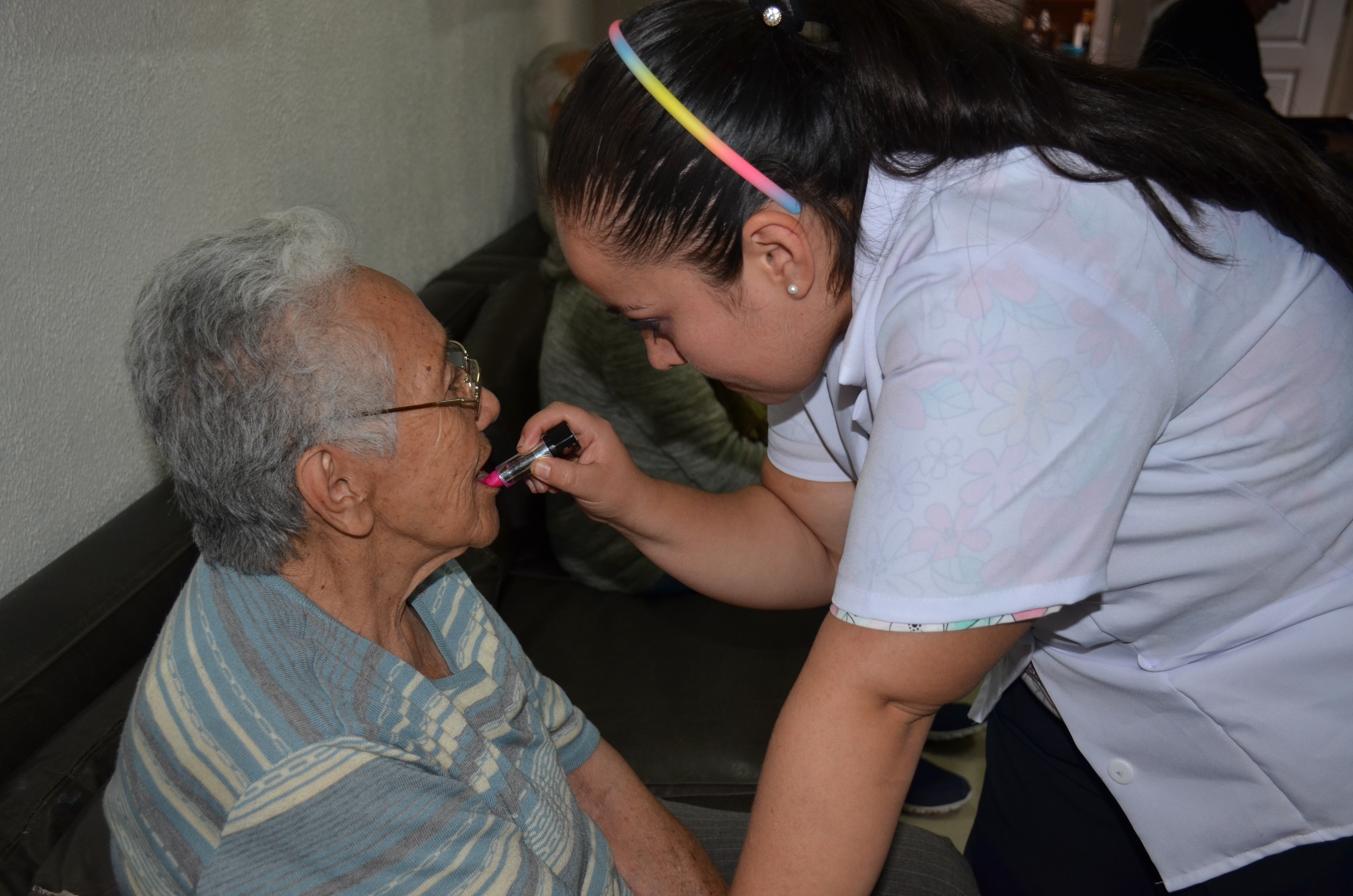 Enfermeria para adultos mayores cdmx