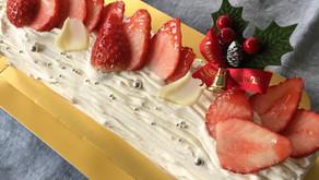 2020 クリスマスケーキのご予約承ります!