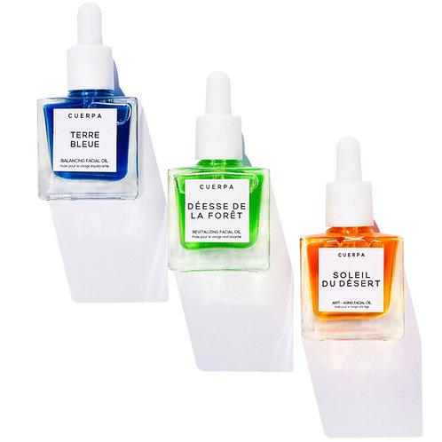 Trio Facial Oils