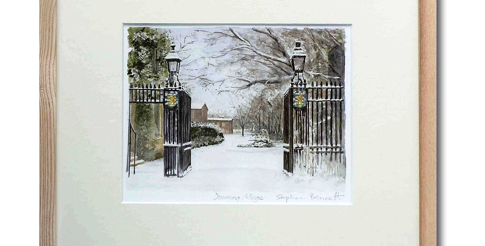 1920s Downing Gates (framed)