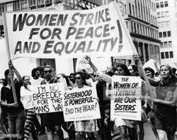 Women Protestors