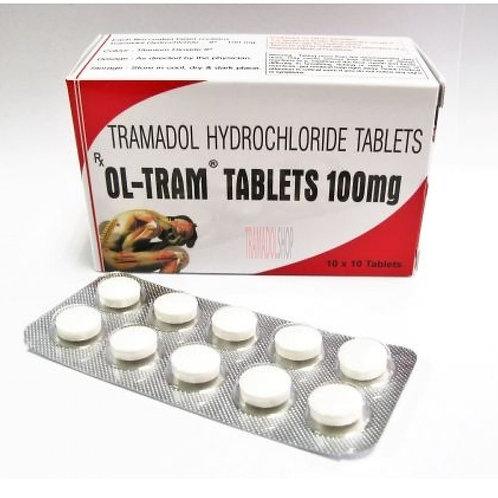 Tramadol 100Mg- $1.80/pill