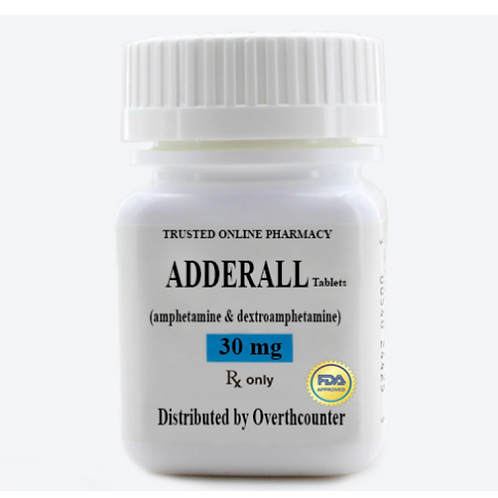 Adderall 30Mg- $4.00/Pill