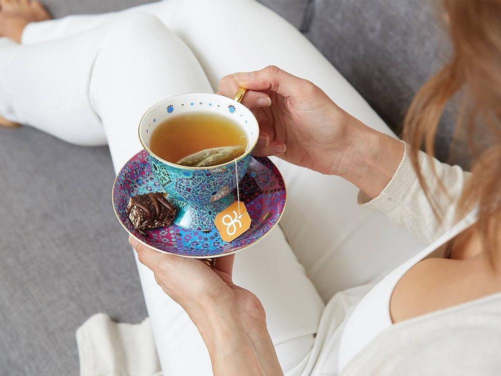 Arbonne herbal tea