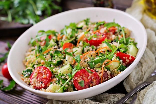 Superfood salad. Photo: www.freepik.com