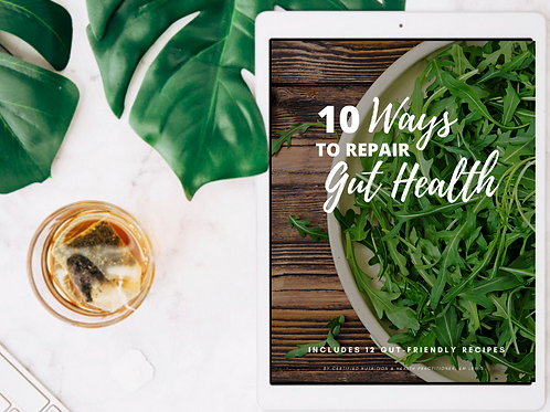 10 Ways To Repair Gut Health