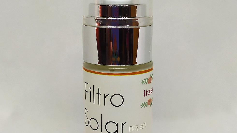 Filtro solar FPS60