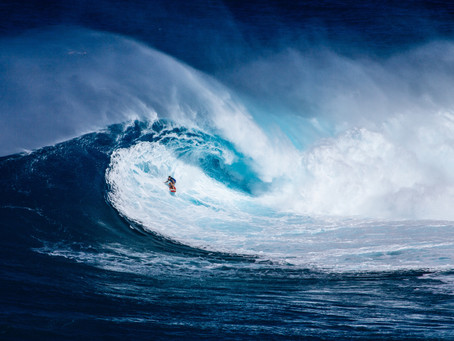 Coaching para surfear las olas del cambio