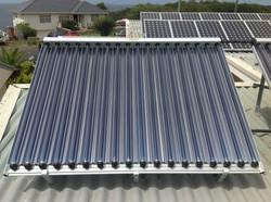 Sunshower Solar Collector 5