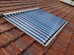 Sunshower Solar Collector