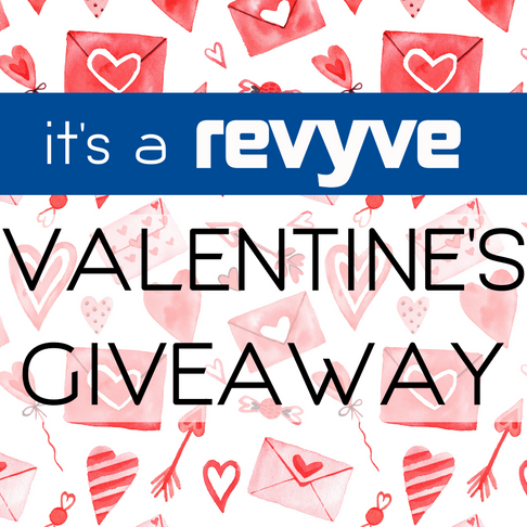 How to Enter our Valentine's Day Giveaway!
