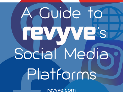 A Guide to revyve's Social Media Platforms