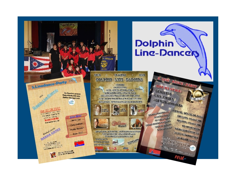 Dolphin Line Dancers