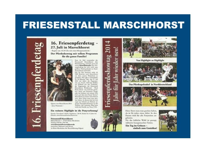 Friesenstall Marschhorst
