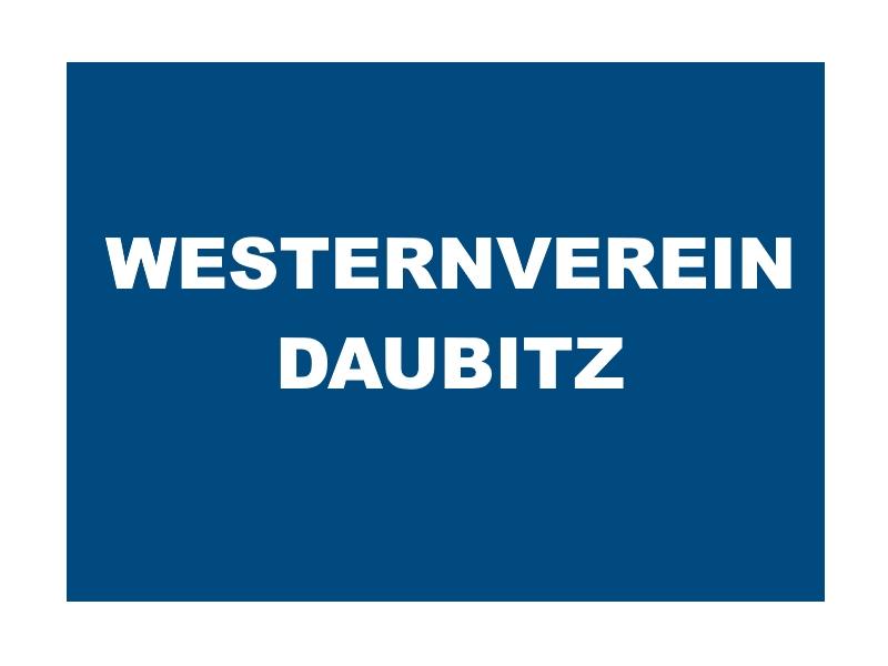 Westernverein Daubitz Deckblatt