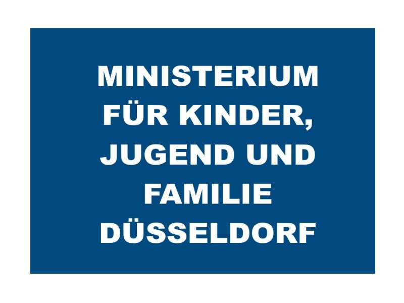 Ministerium f. Ki, Ju + Fam Dssd