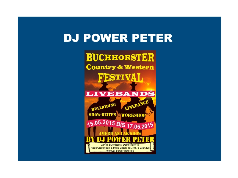 DJ Power Peter