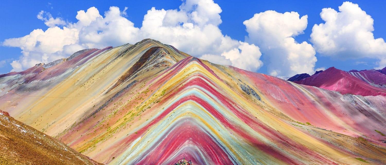 Montaña de los 7 Colores, Perú