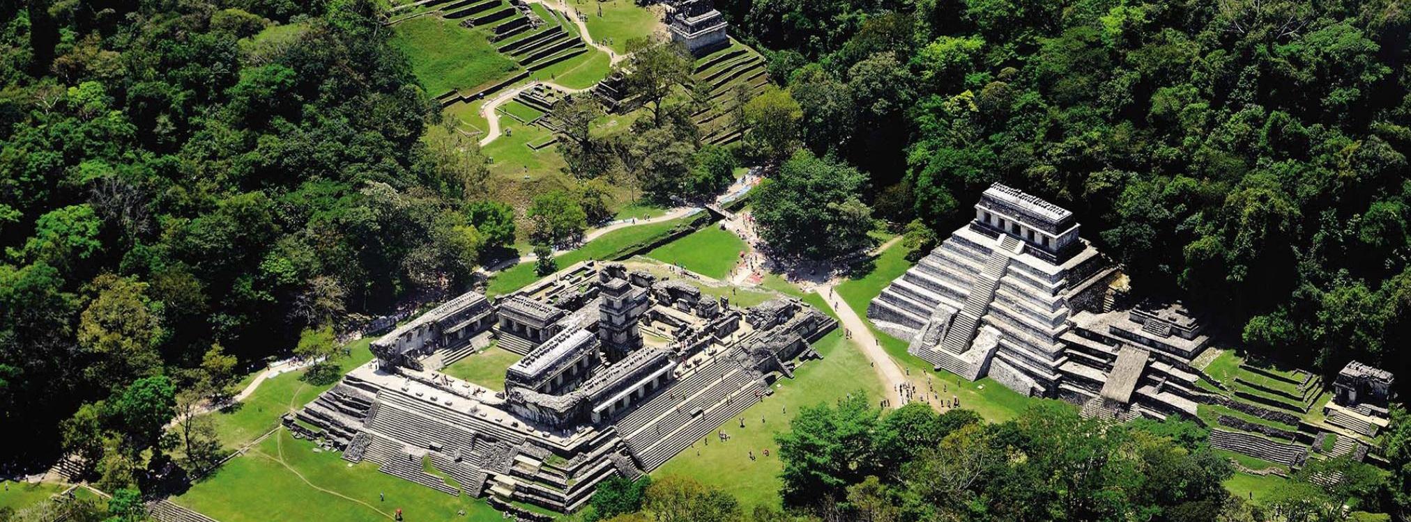 Zona Arqueológica de Palenque, Chis