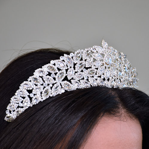 Bridal Crown / Tiara CR011