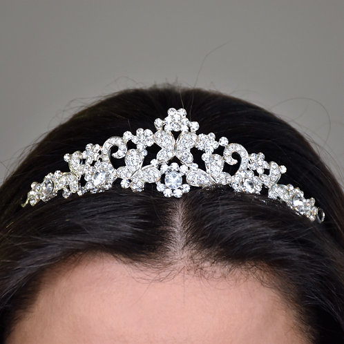 Bridal Crown / Tiara CR016