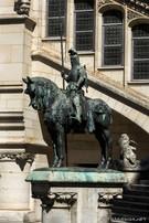 Statue équestre de Louis d'Orléans