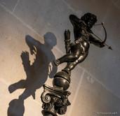 Sculpture de l'exposition Monduit