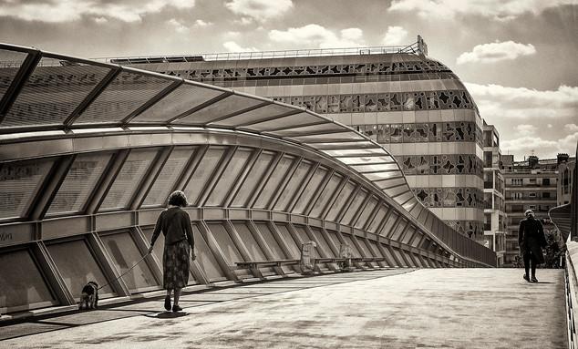 Passerelle Marcelle Henry, Paris