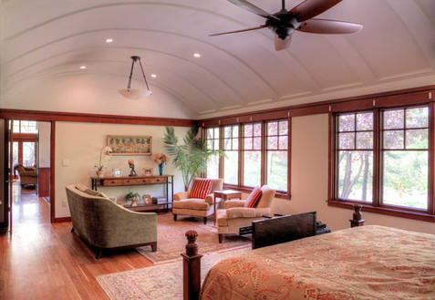 Custom Home Addition Remodeling