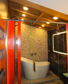 Custom Bathroom Remodeling