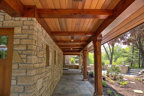 Custom Outdoors Home Addition Remodeling